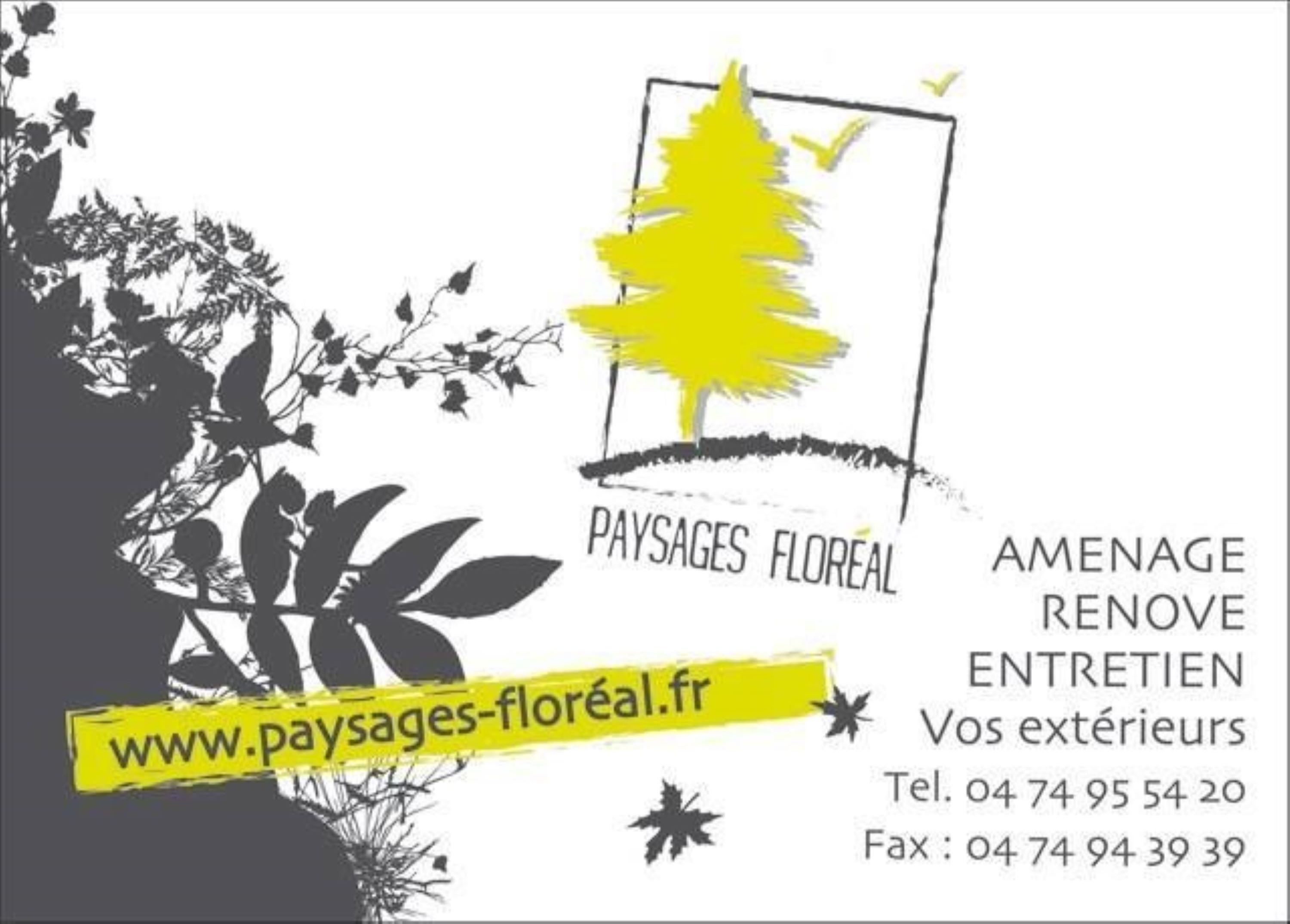 PAYSAGES FLOREAL