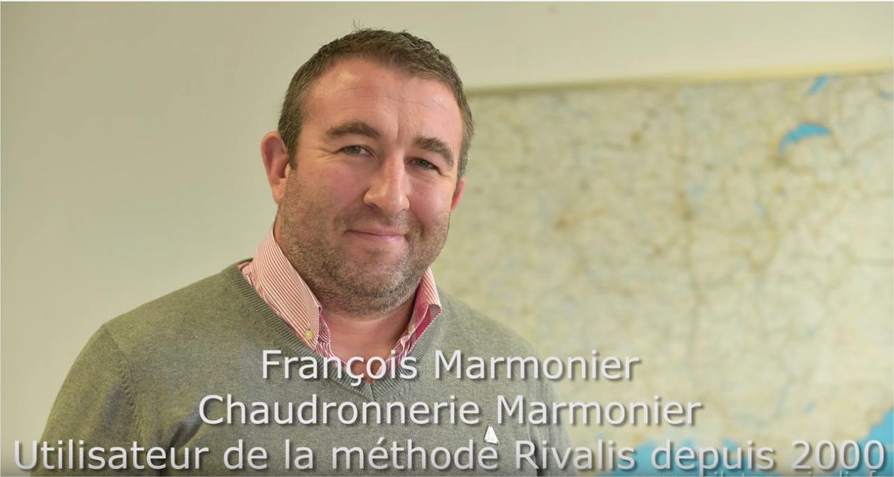 Témoignage client Rivalis - François - Chaudronnier